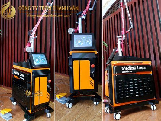 may-xoa-xam-va-tri-nam-medical-laser